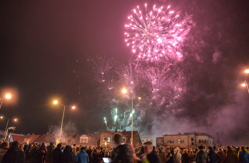 Elisa: эстоноземельцы неустанно поздравляют с Новым годом