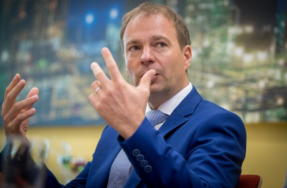 Eesti Energia hoiatab lähiaastatel elektrihinna hüppe eest