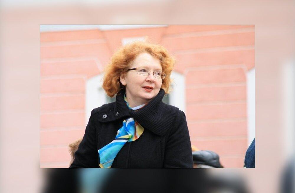 Politsei tuvastas Yana Toomi ametisse nimetamisel väärteo