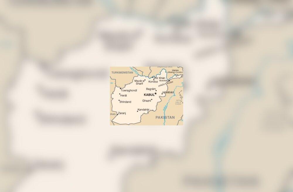 Ajaleht: Eesti sõjaväeluure eriüksus läheb Afganistani