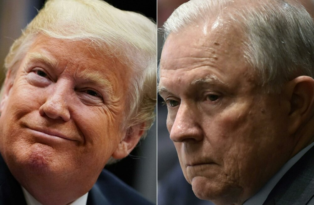 Trump ja Sessions