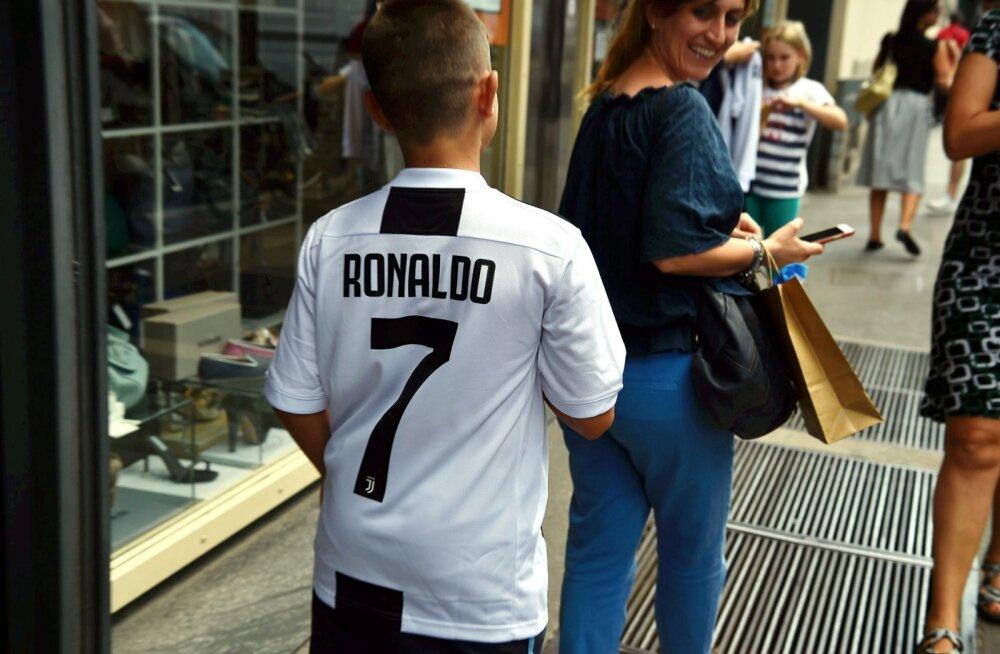 Fiati töötajad kavandavad Cristiano Ronaldo ülemineku tõttu streiki