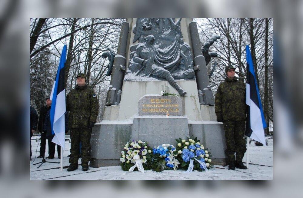 Kaplan Eduard Kakko: meie kohus on Tartu rahu meeles pidada