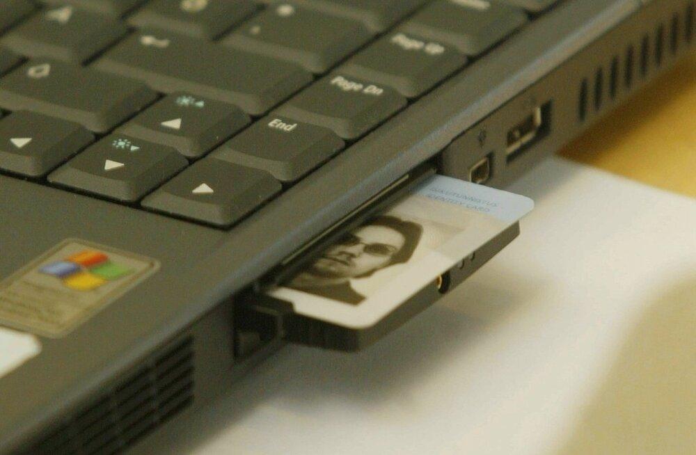 Sajad tuhanded ID-kaardid ei toimi uue e-valimiste tarkvaraga