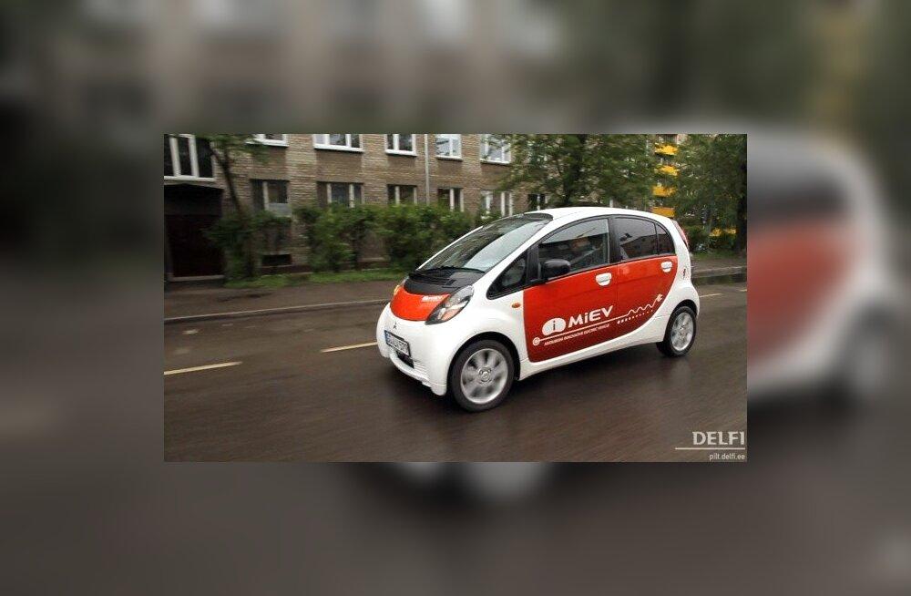 Eesti vahetas saastekvoodid elektriautode ja laadimisjaamade vastu