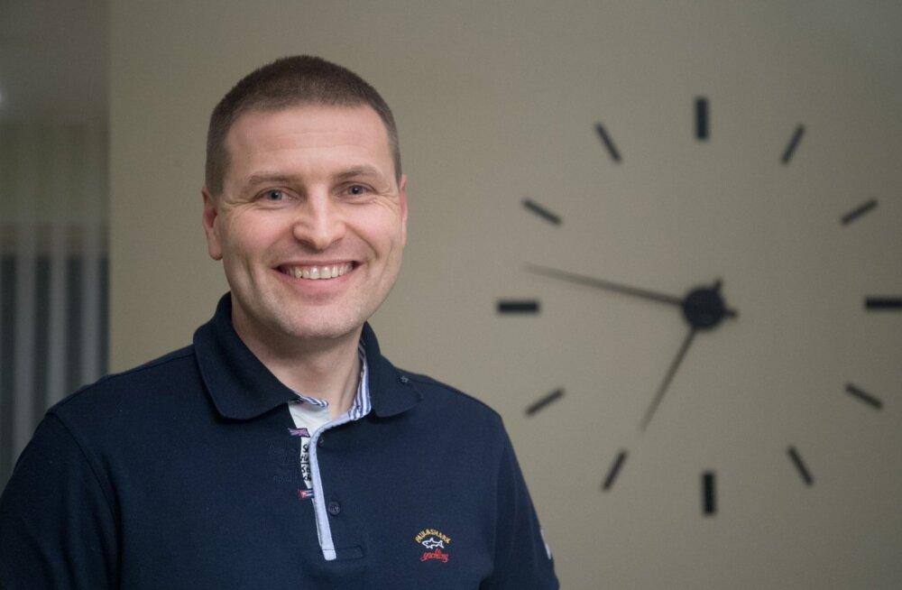Hanno Pevkuri sõnul on tal Reformierakonna juhina eesmärk viia erakond 2019. aasta parlamendivalimistele ja seal võita.
