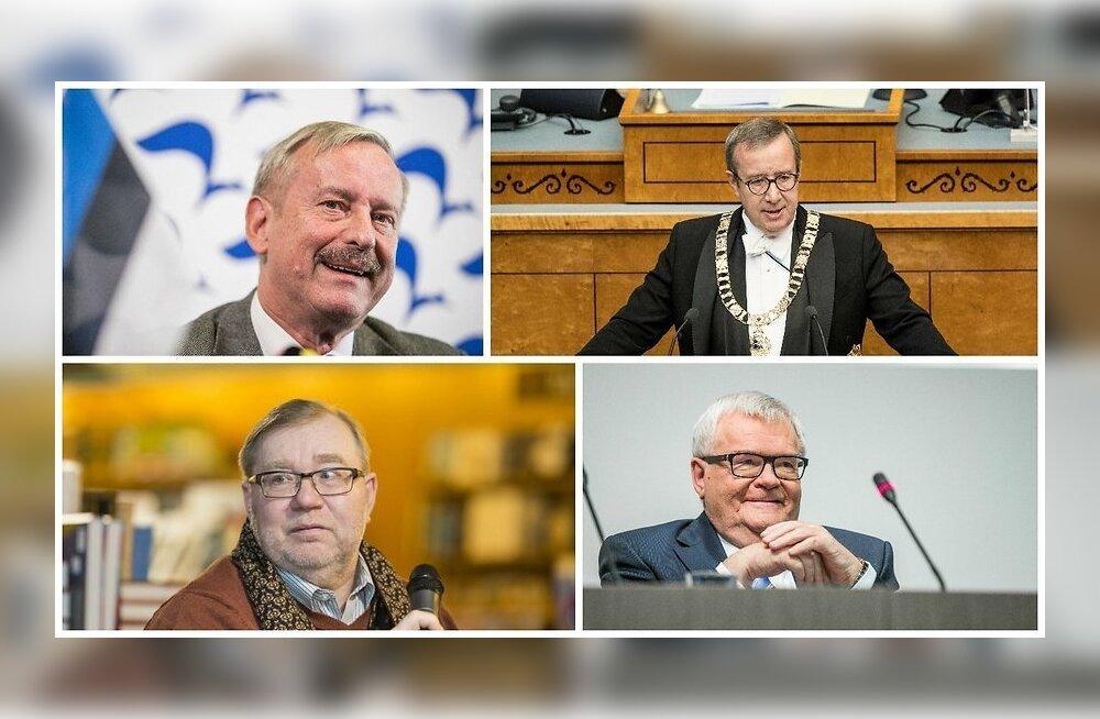 У ведущих эстонских политиков наблюдаются серьезные проблемы со здоровьем