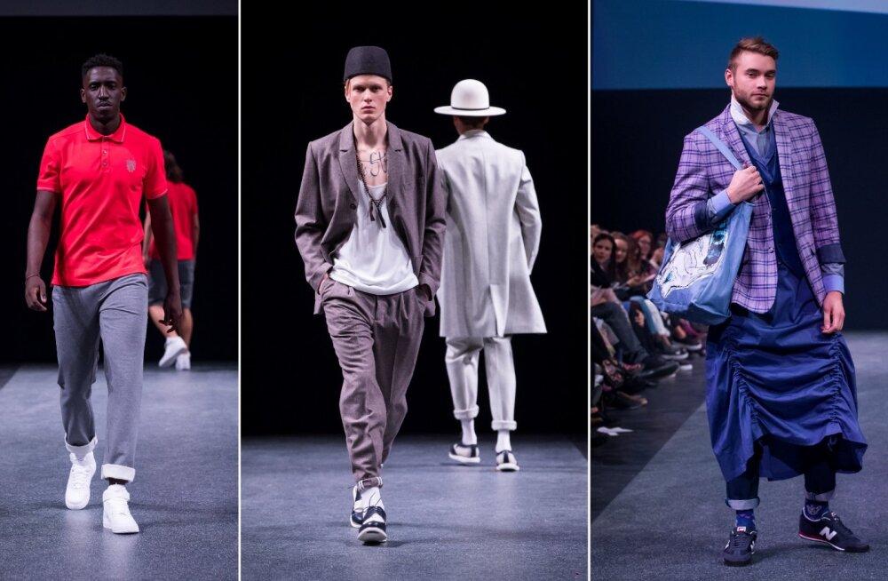 Мода: мужчина в поиске образа