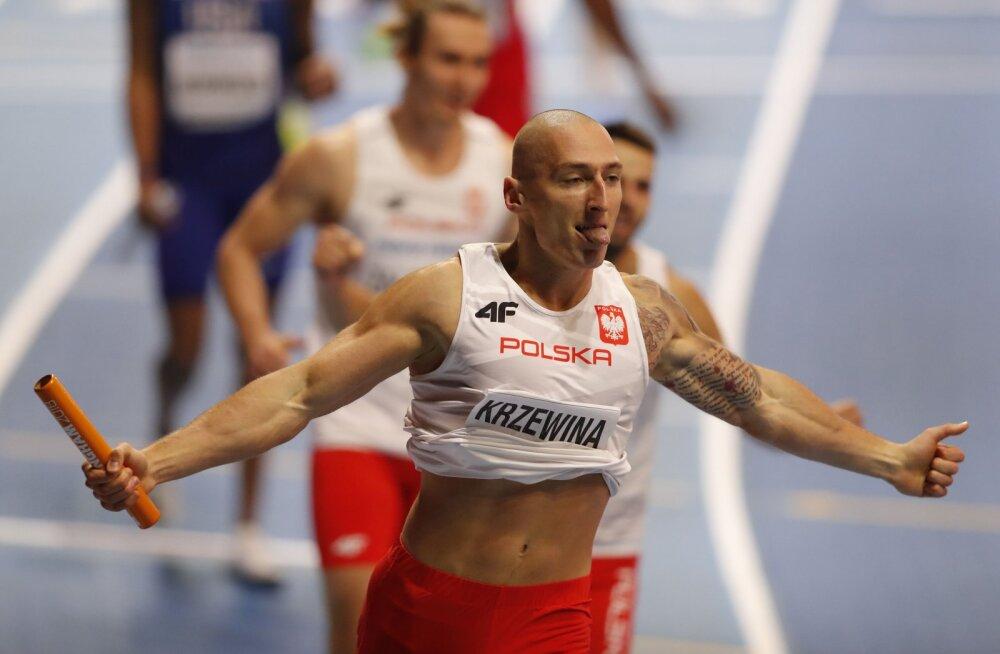 Poola mehed üllatasid sise-MMil uhke maailmarekordiga