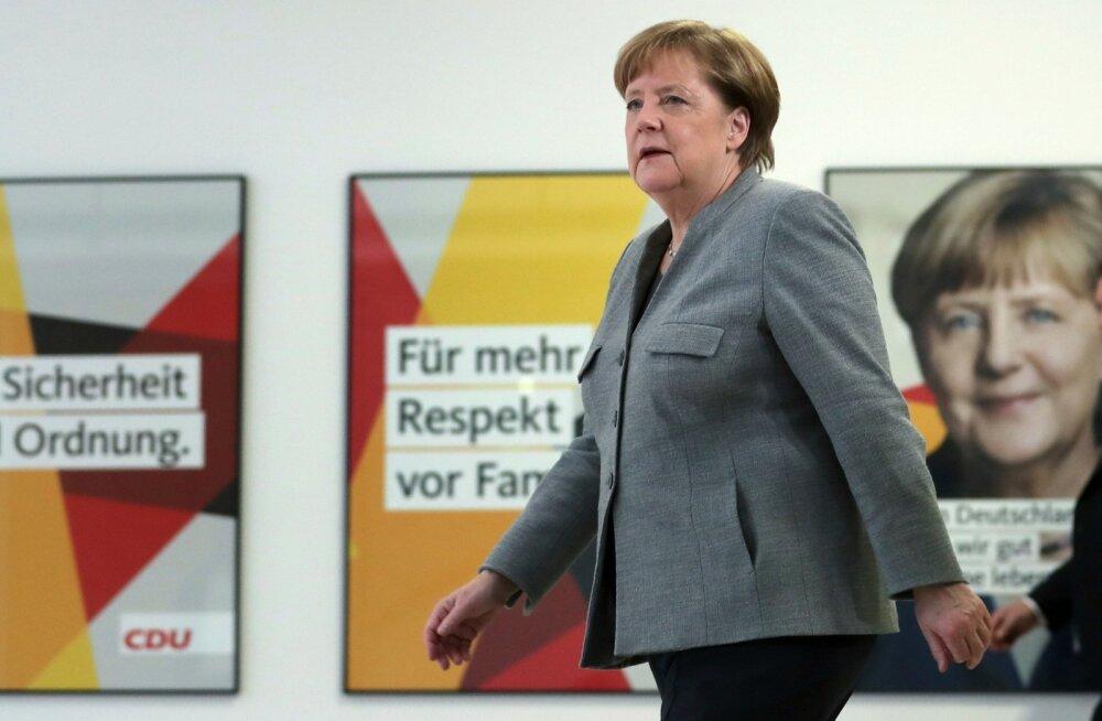 Et uuesti kantsleriks saada, peab praegu Saksamaa liidukantsleri kohusetäitja ametis olev Angela Merkel läbima keerulised läbirääkimised sotsiaaldemokraatidega.