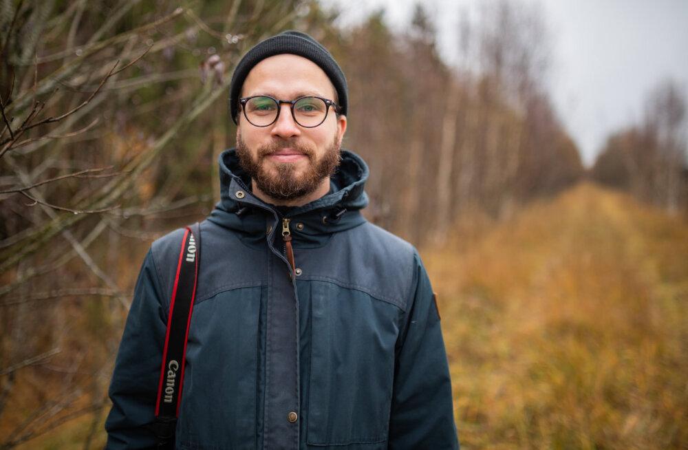 Noore looduskaitsja auhinna pälvis Lennart Lennuk loodusmuuseumist