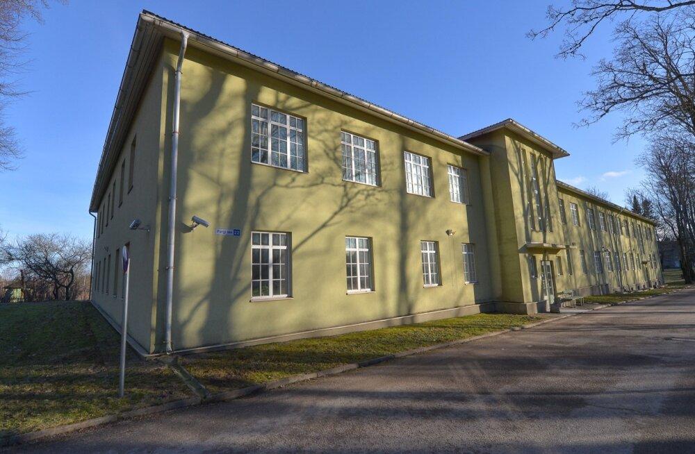 Viljandi haigla Jämejala sundraviosakond