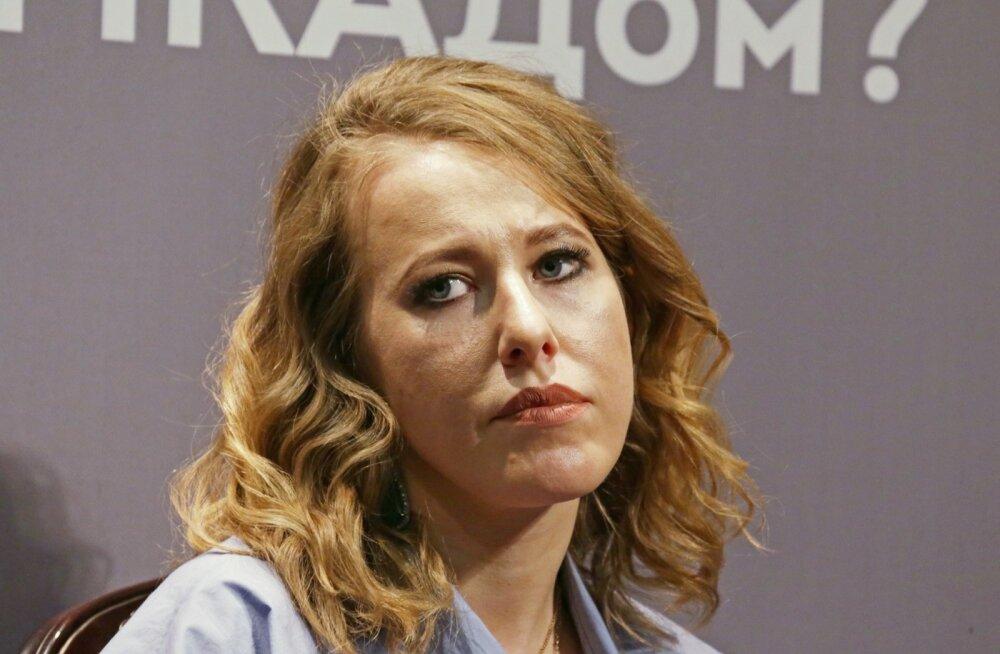 Ksenia Sobtšak