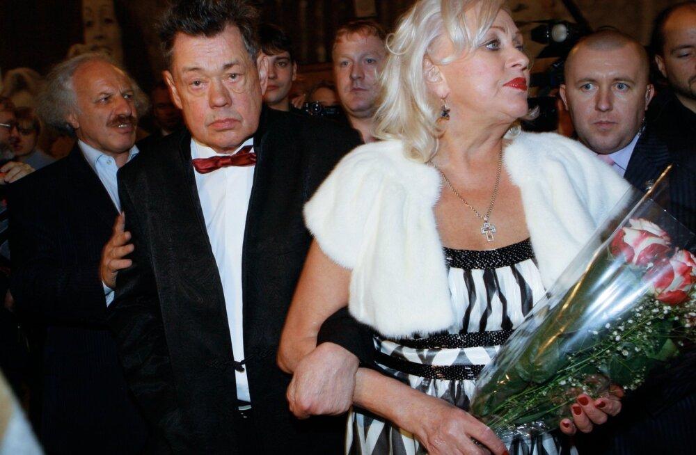 Nikolai Karachentsov and Lyudmila Porgina