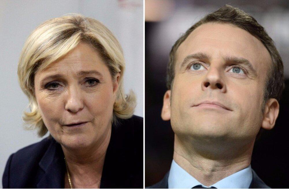 Indrek Tarand Prantsusmaa presidendivalimistest: küsimus on selles, kummas kandidaadis tunnevad prantslased ära turvalisuse pakkuja