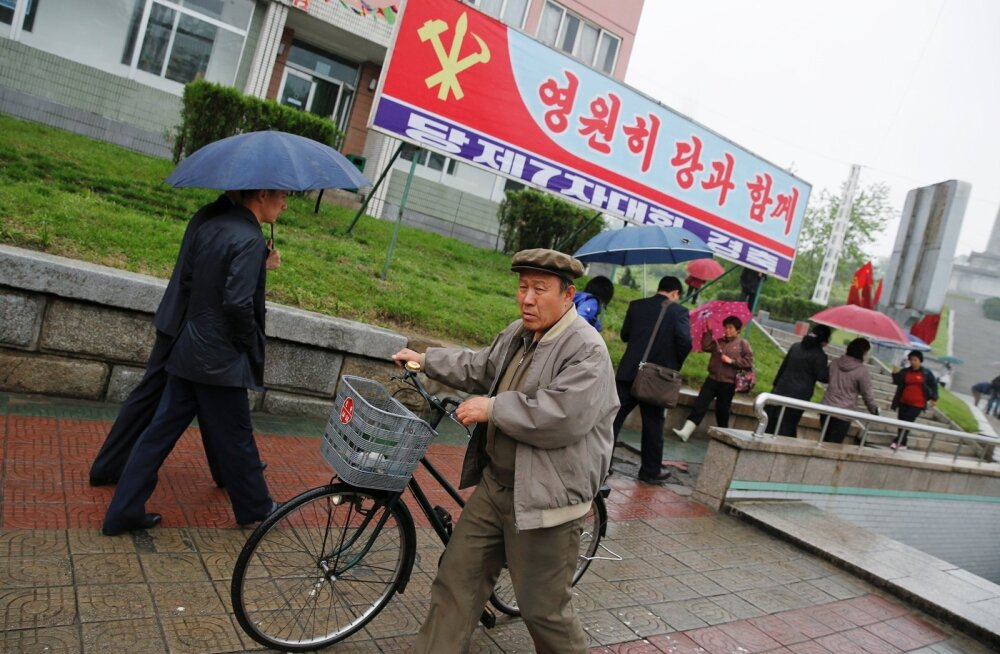 Россия начала высылать северокорейских рабочих
