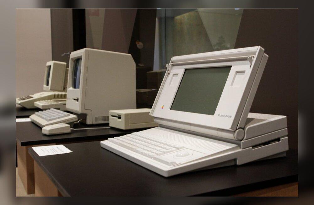 Apple´i arvutite näitus
