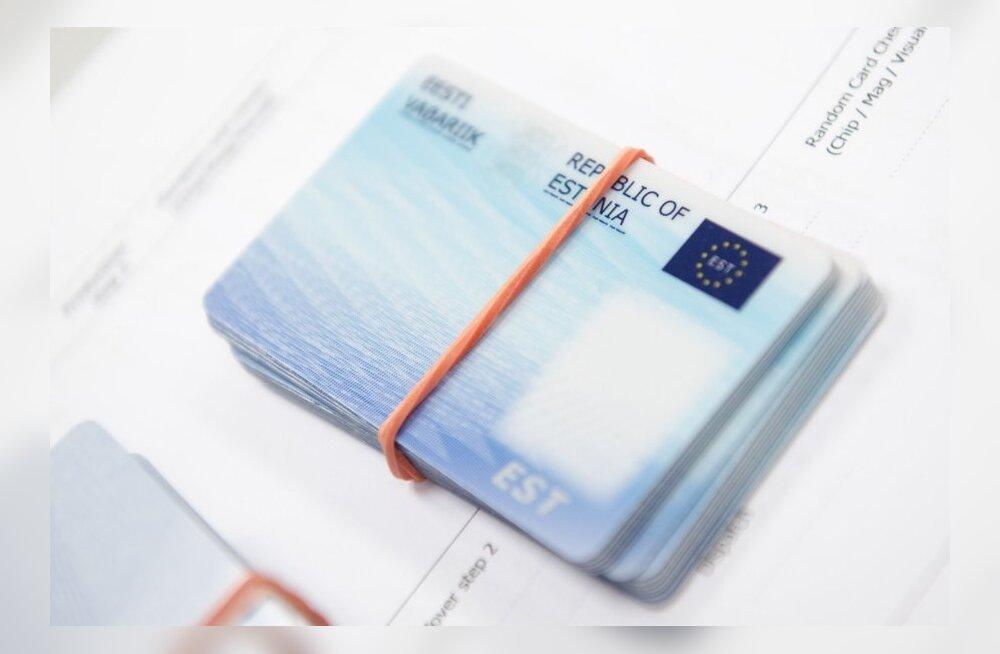 ID-Kaardi tehases.
