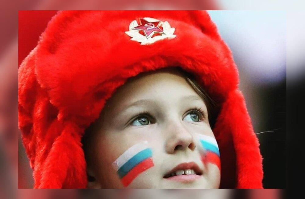 NSVL-i sümboolika FIFA postituses.