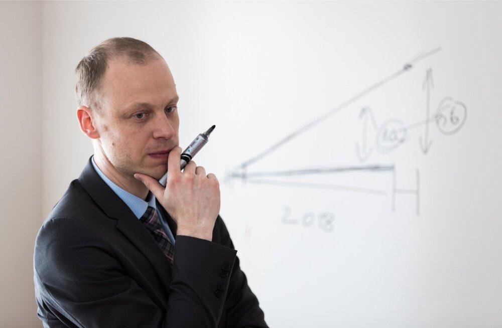 Sven Kirsipuu nendib, et aktsiisitõusu vähendamine lõi selle aasta prognoosid omakorda uppi.