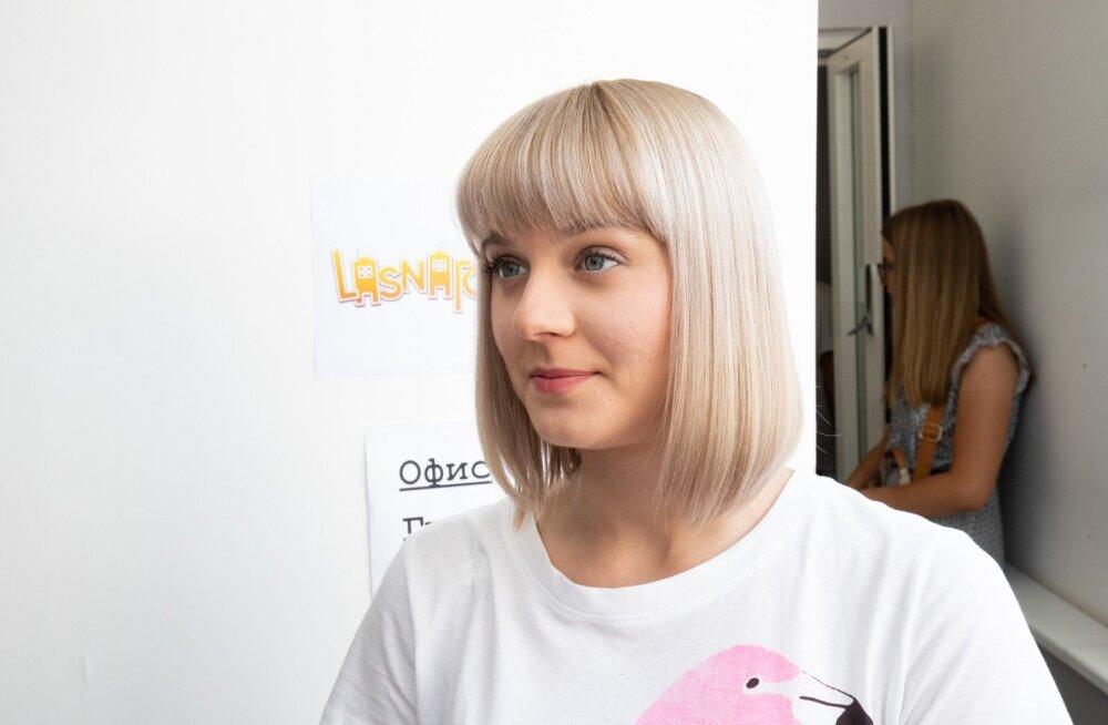 Darja Tamme mängib Marina (Maša) Polikarpova.