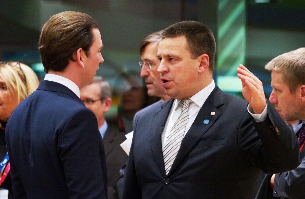 Лидеры ЕС договорились о продлении санкций в отношении России и обсудили Брексит