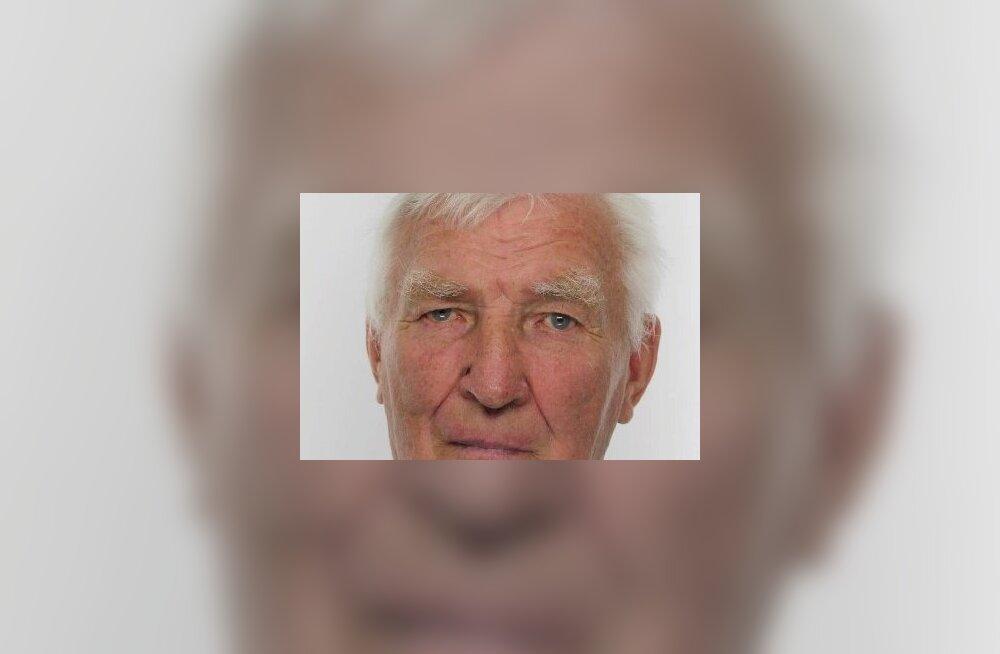 Politsei otsib Kohtla-Nõmmel kadunud 74-aastast Voldemari