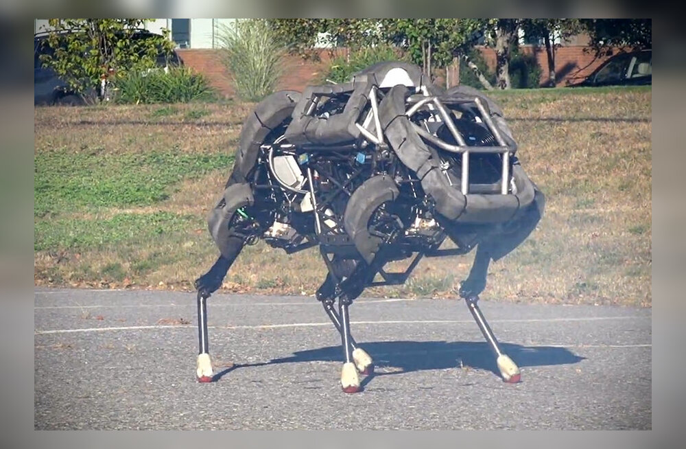 WildCat. Boston Dynamics
