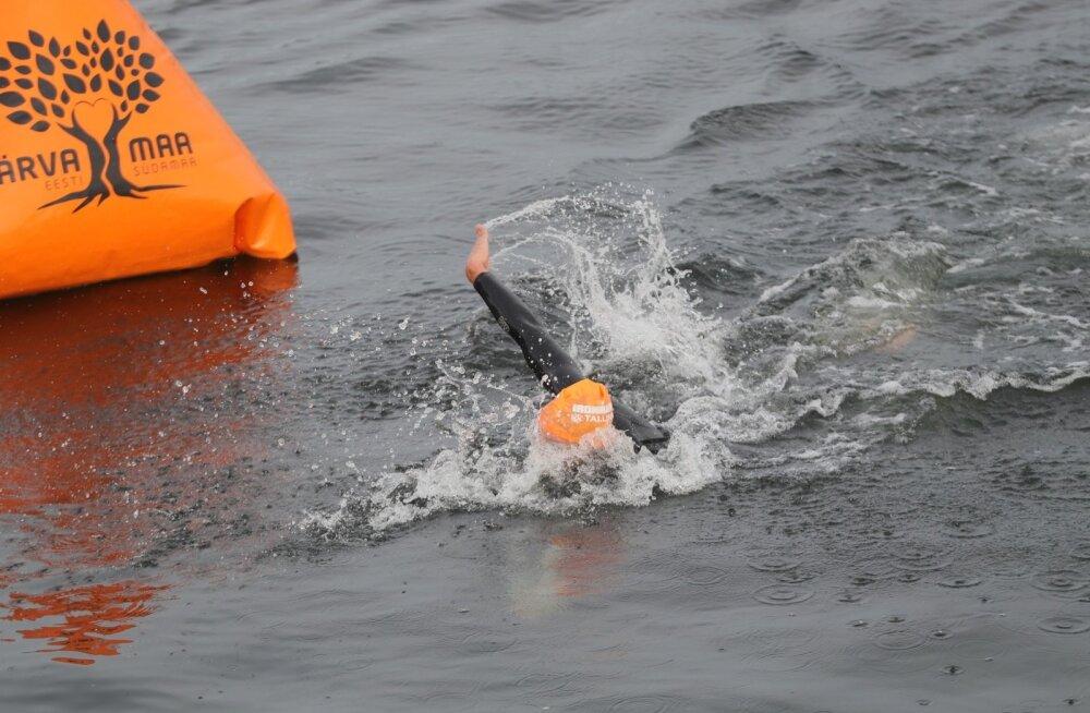 Занявший 13-е место в триатлоне IRONMAN: вода была настолько холодная, боялся, что заболею!