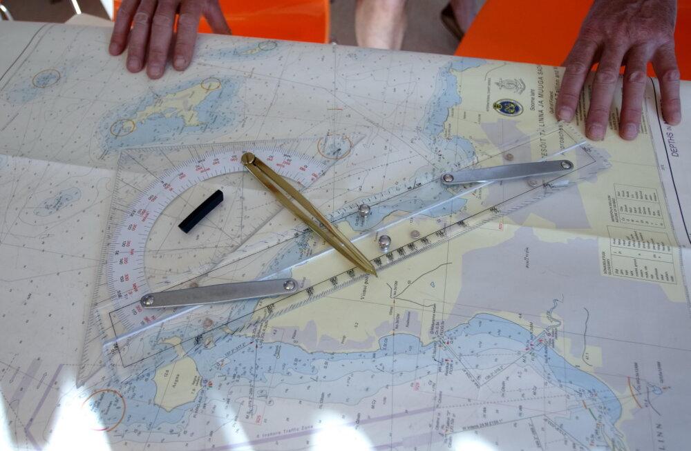 Mida peaks algaja purjetaja teadma navigeerimisest?