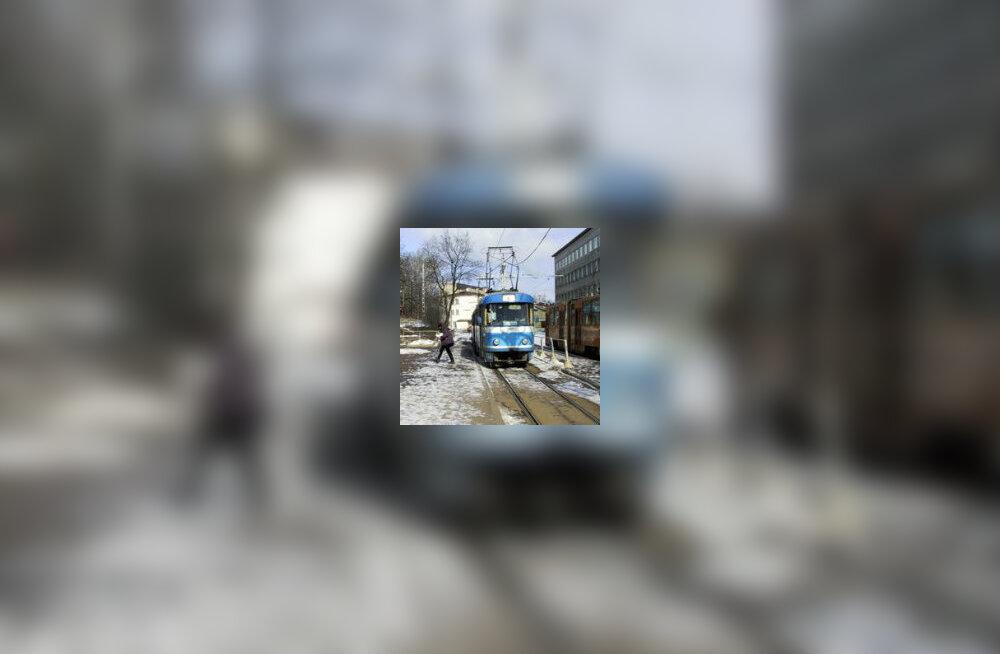 Narva maanteele rajatakse üks trammipeatus kõigile liinidele