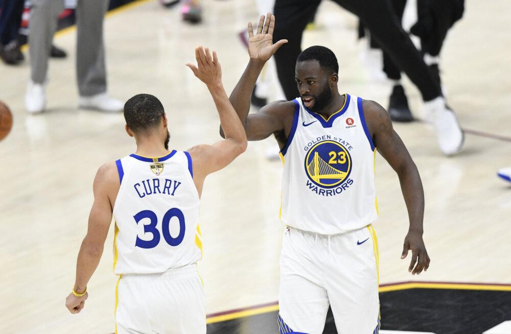 Warriorsi dünastiale NBA-s võib saatuslikuks saada Draymond Greeni rahasoov
