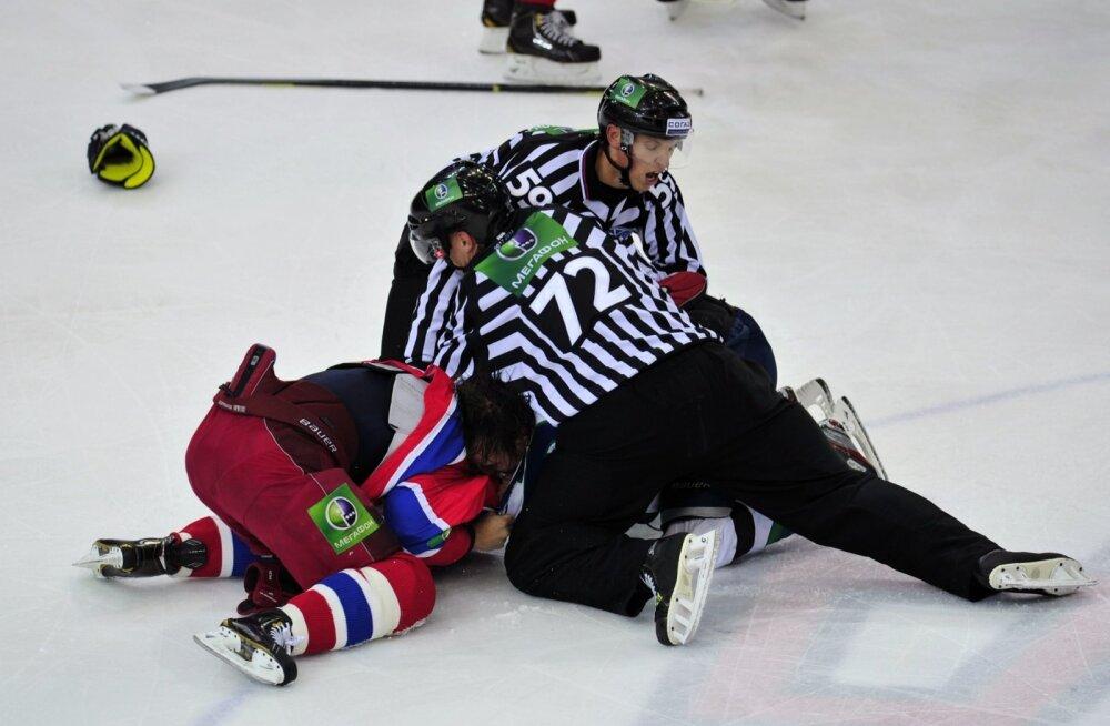 KHL - kaklus
