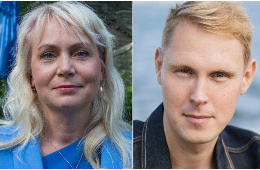 Riina Solman: Raimond Kaljulaid võiks oma keigarliku upsakuse unustada ja venekeelseid tallinlasi tegelikult aidata