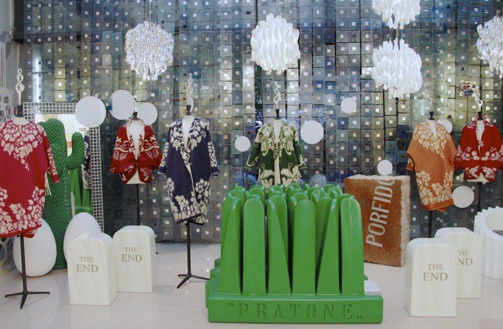 Marit Ilisoni mood jõudis maailma disainimeka hoolega kureeritud kollektsiooni