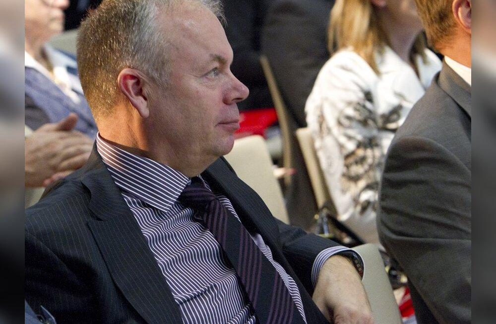 Jüri Mõis: pangale ei ole vaja juhiks ilusa naeratusega poliitikut