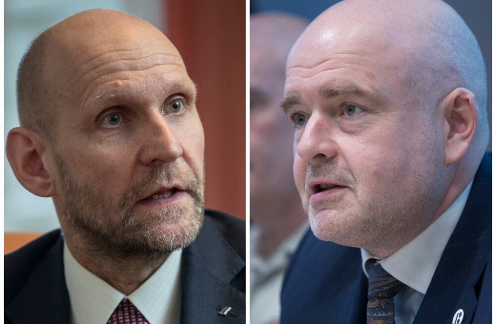 Andres Anvelt koalitsioonikaaslase Helir-Valdor Seedri süüdistuste kohta: asi lõhnab umbusalduse järele