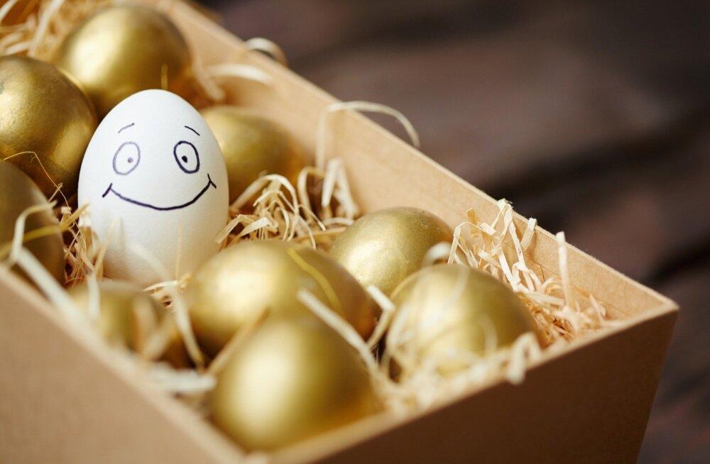 Kuldsed munad