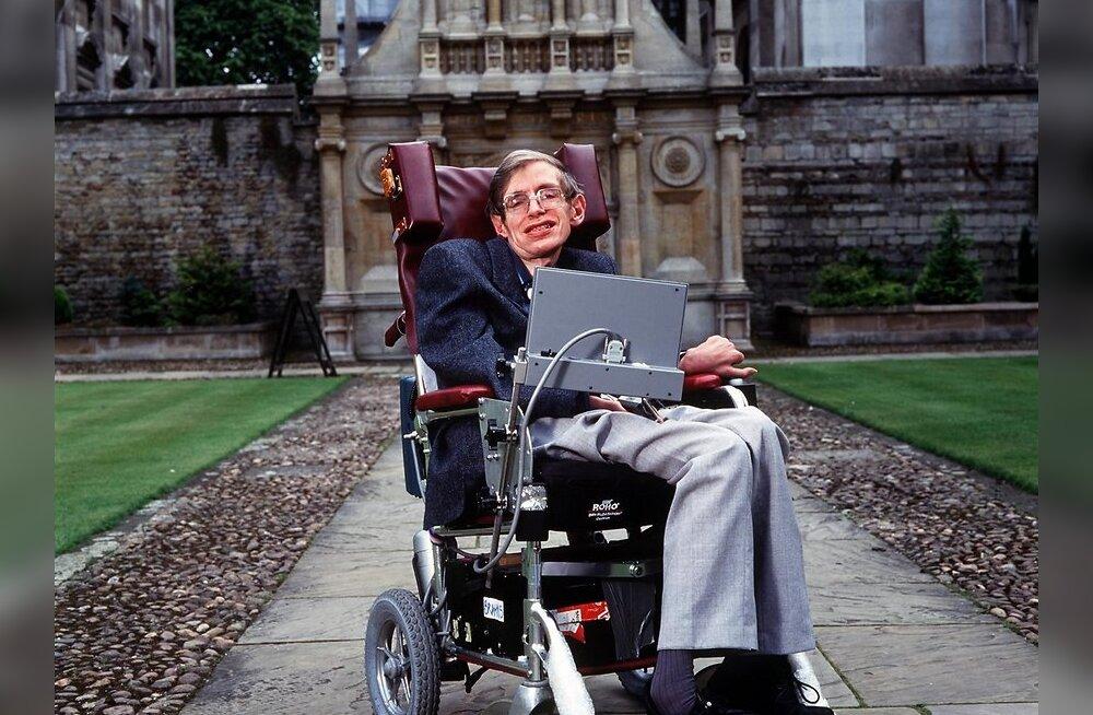 Füüsikageenius Stephen Hawking: universumit ei loonud jumal!