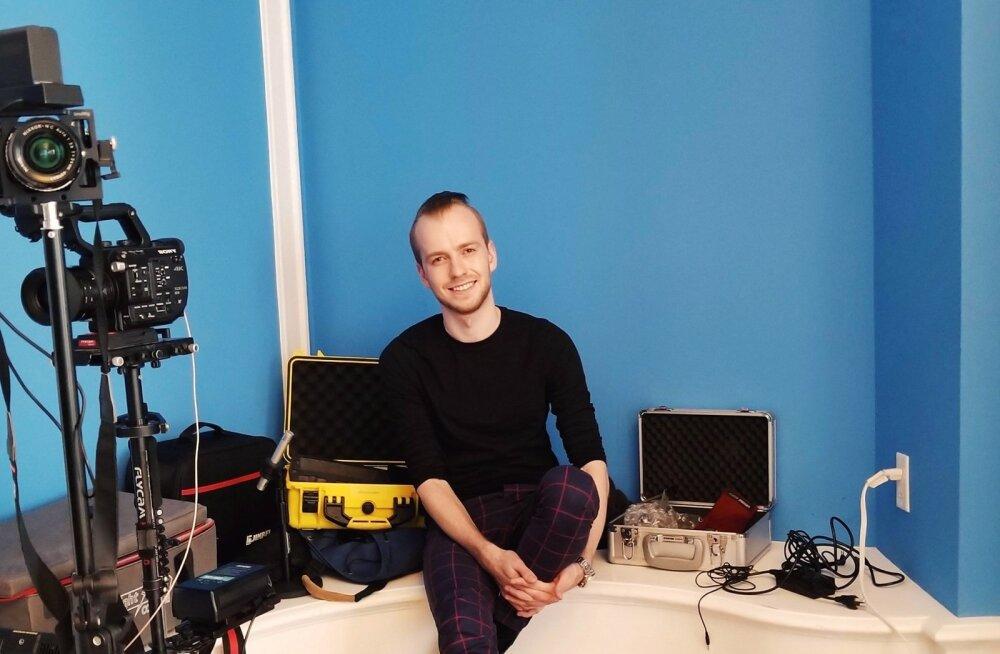 New Yorgis elav ja töötav tootejuht ja disainer Valev Laube soovib, et eestlased mõistaksid oma väärtust: meil on nii palju töökaid kõrgharitud inimesi.