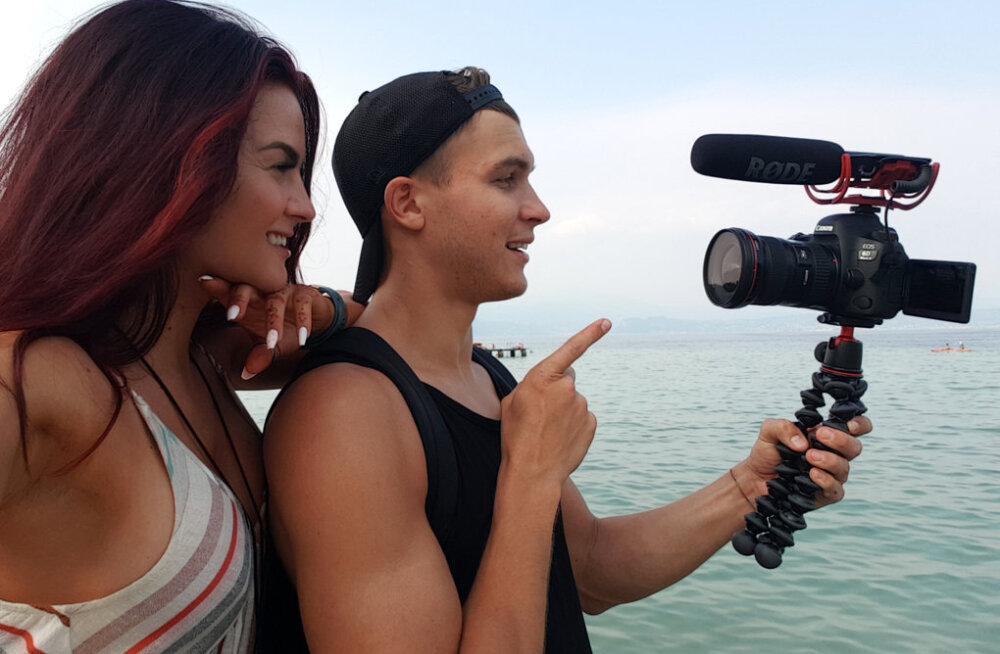 AVALDA ARVAMUST! Uued tuuled Kanal 2-s: kuidas meeldis Palja Porgandi Itaalia reisist rääkiv uus telesaade