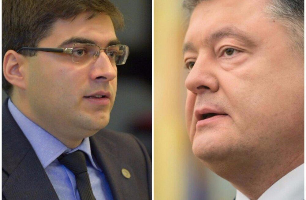 """ГЛАВНОЕ ЗА ДЕНЬ: Безвиз Украины, антивоенная кампания ОЛПЭ и """"майская зима"""" в Ида-Вирумаа"""