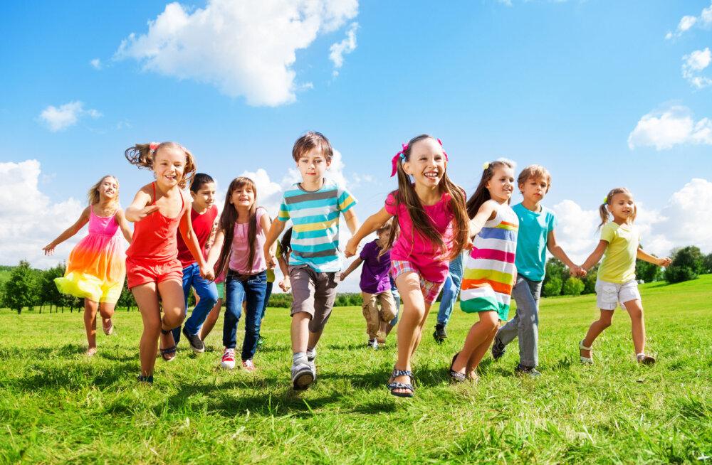 Laste hüperaktiivsus võib tulla nende pidevast allasurumisest