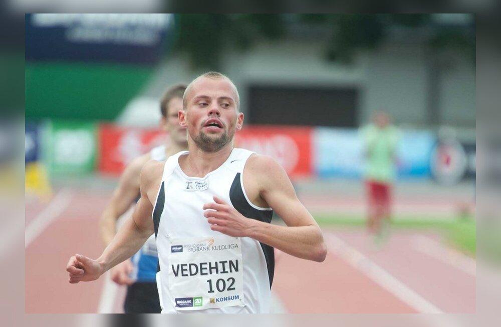 Maratondistantsi teatejooksu meistritiitlid viidi Tartusse