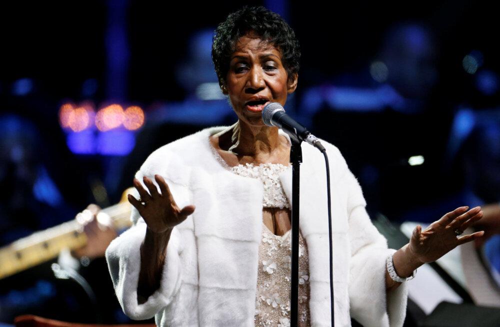 Soulikuninganna Aretha Franklin on raskelt haige, lähedased on kogunenud tema haigevoodi ümber
