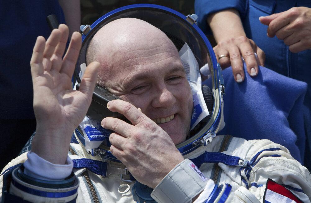 Kummaline lugu: kuidas Hollandi astronaut kosmosest kogemata USA hädaabinumbrile helistas