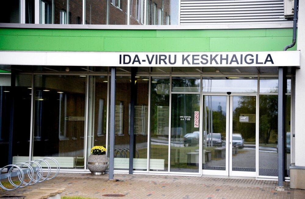 Ida-Viru Keskhaigla 28.08.15