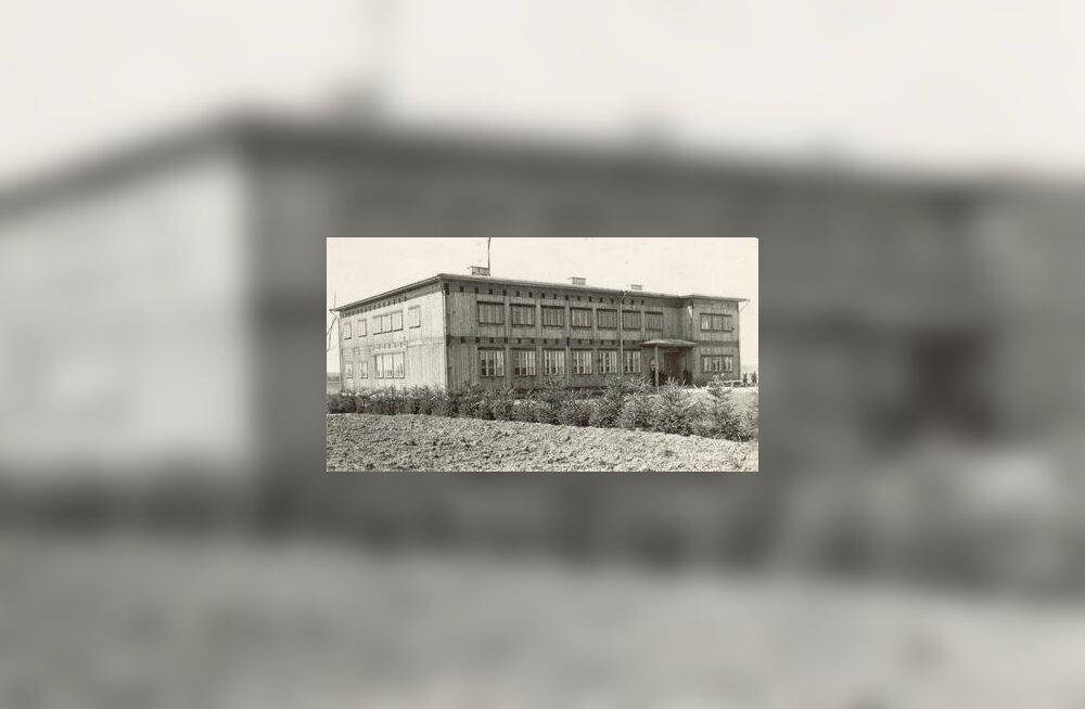 Nabala kool 1938.1968 (Foto: www.kiili.edu.ee)