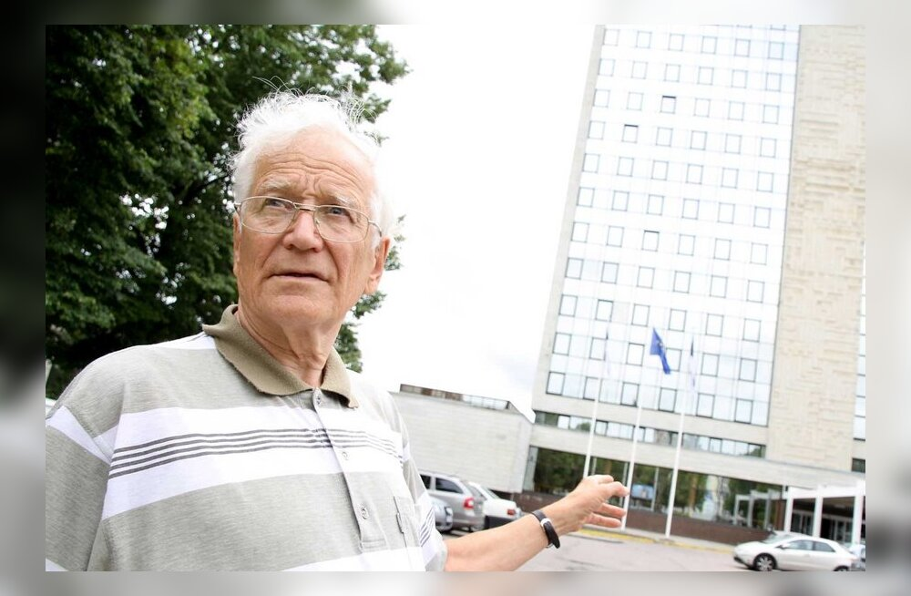 TÄISMAHUS: Rahandusministeeriumi 40-aastane hoone lammutatakse, et samamoodi üles ehitada