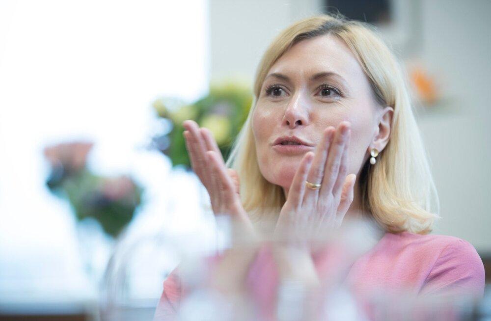 Tervise- ja tööminister Riina Sikkuti lemmik on solidaarne ravikindlustus, mis on täpselt see, mille eest sotsiaaldemokraadid seisavad.